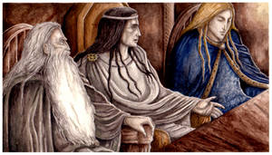 The Lord of Rivendell by peet