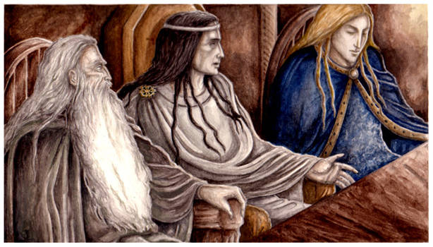 The Lord of Rivendell
