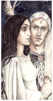 Of Thingol and Melian