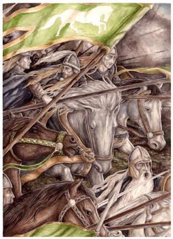The Ride of the Rohirrim