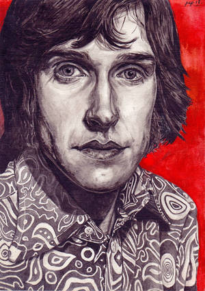 Ray Davies by peet