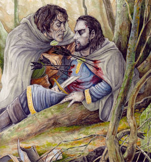 The Death of Boromir II
