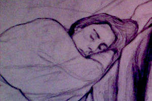 Legolas Sleeping