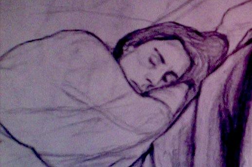 Legolas Sleeping by peet