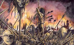 Celebrimbor's Death