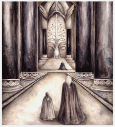 The Tower Hall of Denethor