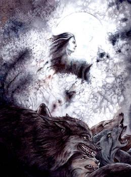 Sauron Brought Werewolves