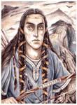 Fingon upon Thangorodrim
