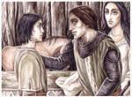 Maeglin, Eol and Aredhel