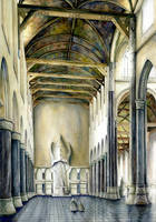 The Tower Hall of Denethor by peet