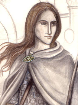 Legolas of Mirkwood