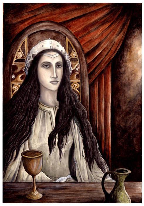 Arwen Undomiel by peet