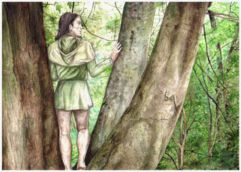 Green-elf of Ossiriand