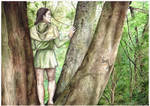 Green-elf of Ossiriand by peet