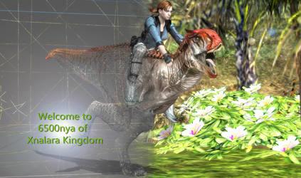 Welcome to 6500nya of XNALara Kingdom(2014English)