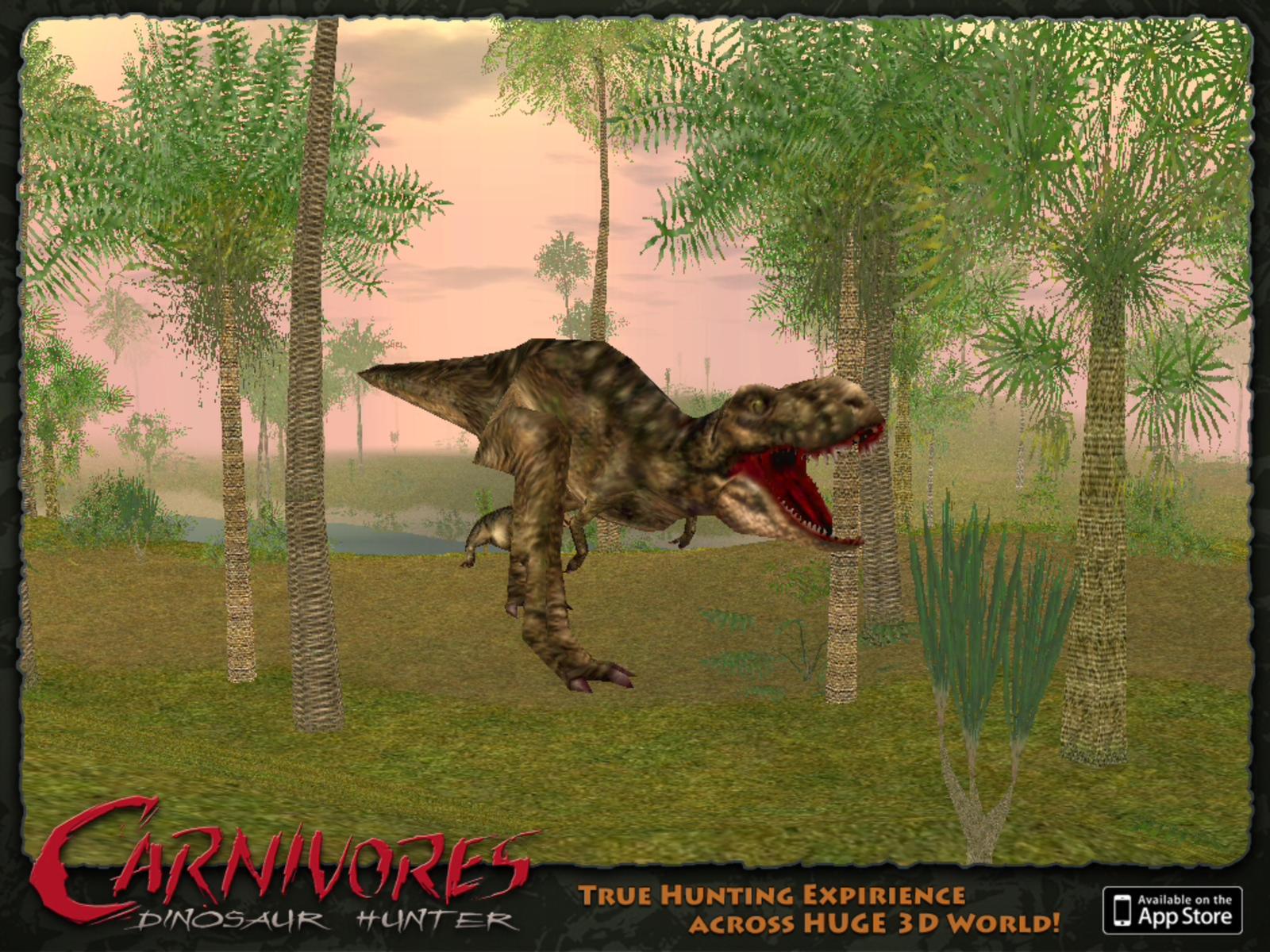 carnivores dinosaur hunter tyrannosaurus rex by 6500nya