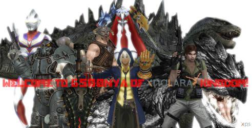 Welcome to 6500nya of XNALara Kingdom(2018)!