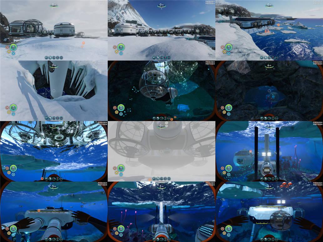 Subnautica Below Zero Gameplay Screenshot 01 by 6500nya on