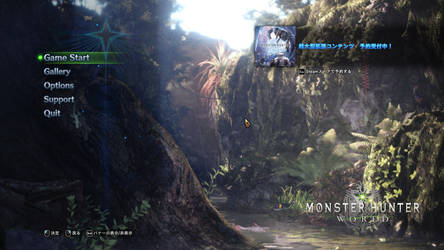 Monster Hunter World Gameplay 13