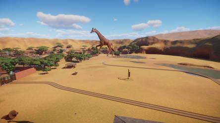 Planet Zoo Gameplay Screenshot 02