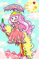 Flying Sweetgirl by Honey-Puff