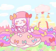 BubblyRibbons by Honey-Puff