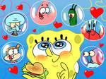 SpongeBob's Valentine