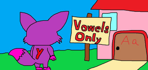 Vowels Only