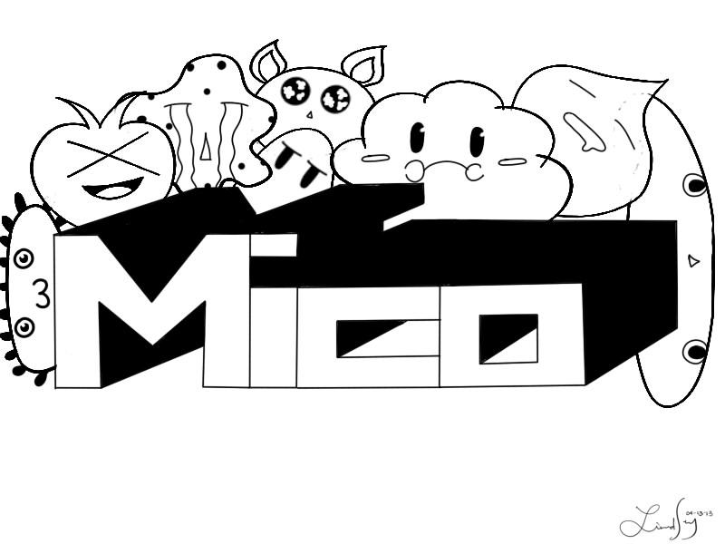 Doodle-mico by pranch  M.ico Files