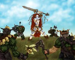 Cliowyns Saga by Archaia