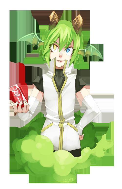 Cola ? by AquaZircon