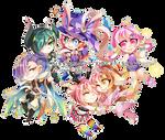 CM : VibrantSnow #5 by AquaZircon