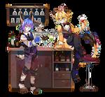 CM : VibrantSnow #10 by AquaZircon