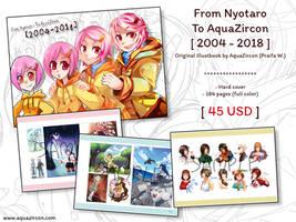 [Illustbook] From Nyotaro - To AquaZircon