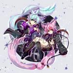 CM : for VibrantSnow #20 by AquaZircon