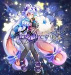 CM : for VibrantSnow #24 by AquaZircon