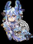 CM : for Plapupy #2 by AquaZircon