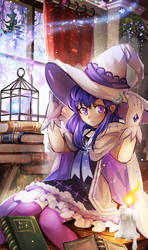 Wisteria The Witch
