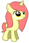 DOLL: Filly Pencil Swirl