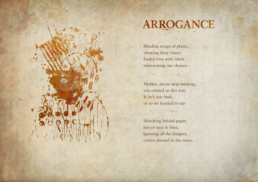 arrogance by pyros