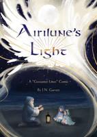 Airilunes Light  Webcomic Cover