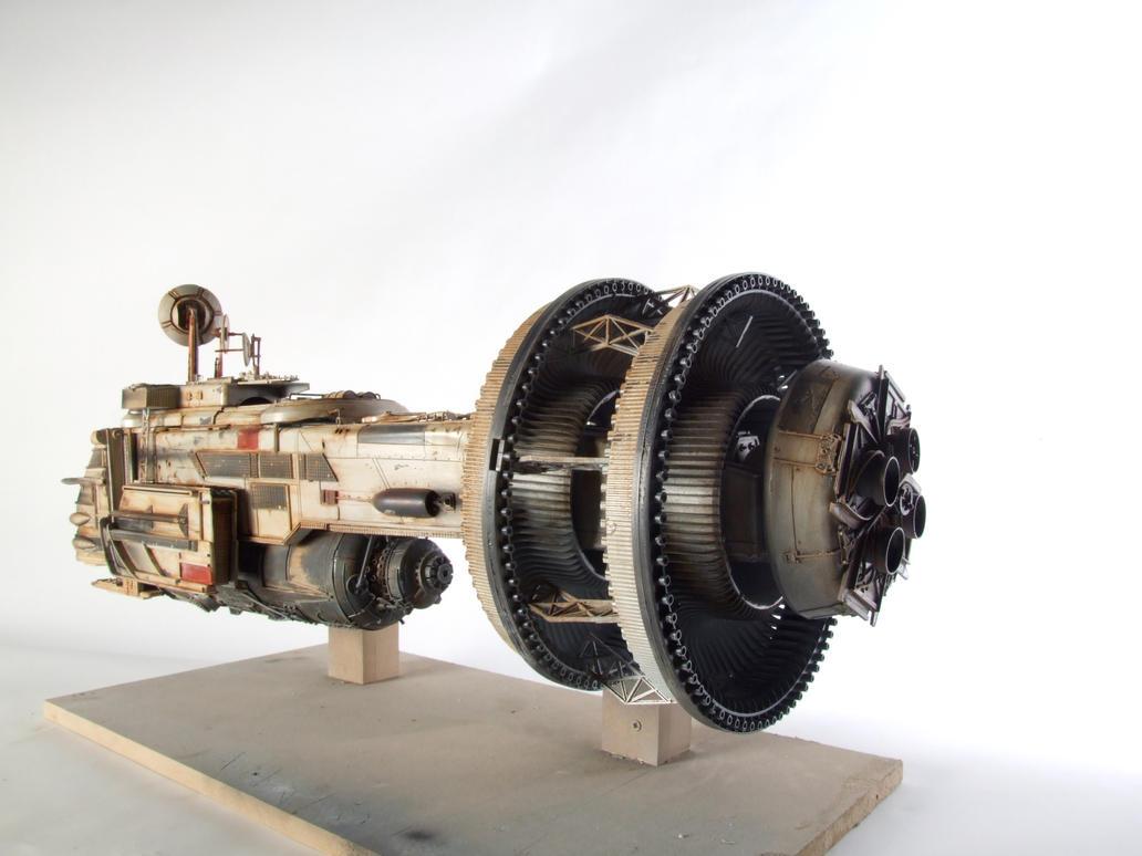 Building Ship Models From Kits