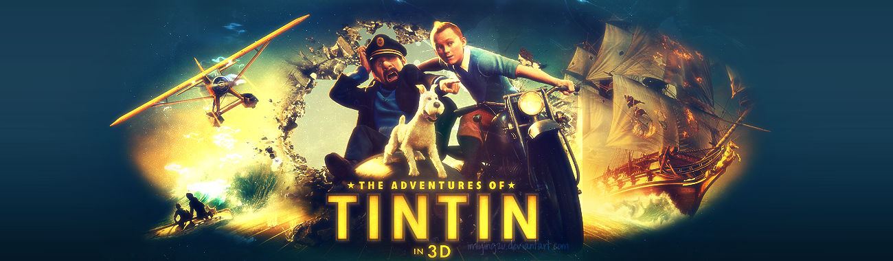 Adventures of Tintin Timeline