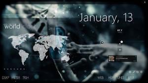 DNA Desktop by IMLYING2U