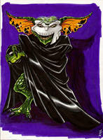 Phantom of the Opera look's Gremlin by BlackCoatl