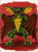 Flasher Gremlin by BlackCoatl