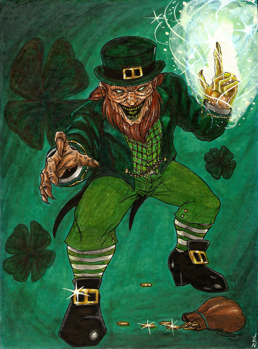 Images of Scary Leprechaun Wallpaper - #FAN