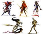Pathfinder Villain Lineup