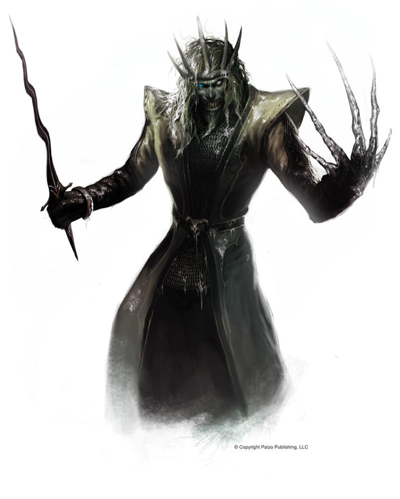 Undead Sea Lord by Concept-Art-House on DeviantArt