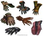 Gloves Design #1